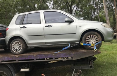old car removals brisbane