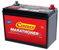 second hand century battery