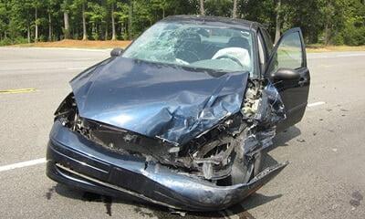 damaged car sunshine coast
