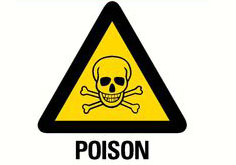 poison materials