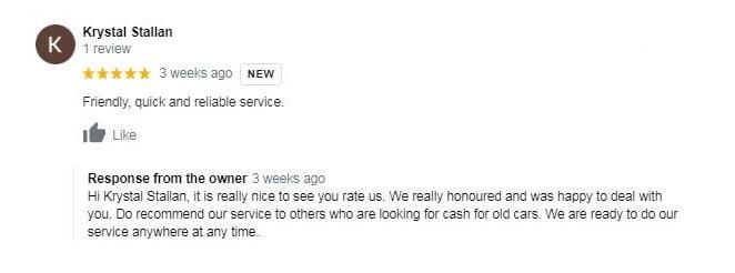 Best Customer Reviews