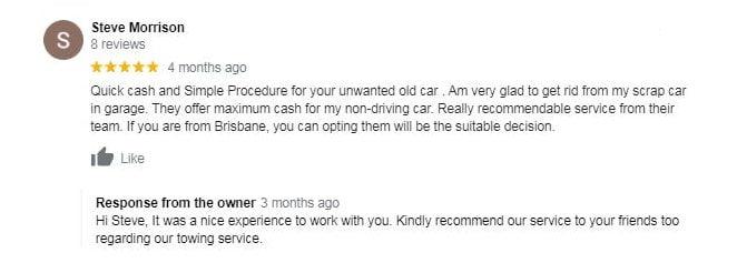 Satisfied Customer Reviews