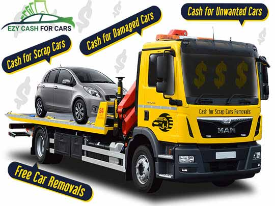 old car removal Ipswich
