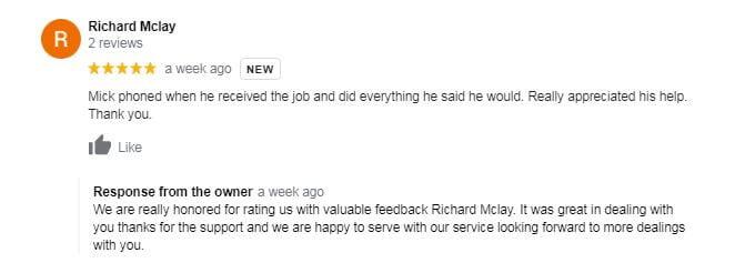 Client Satisfaction Reviews