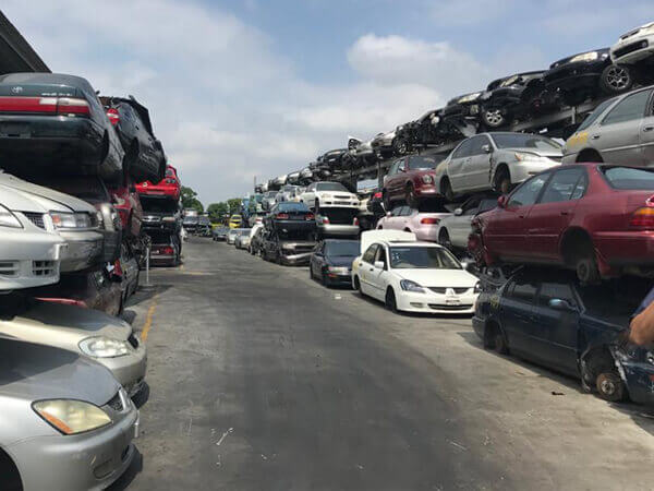 Cash for car removal Brisbane