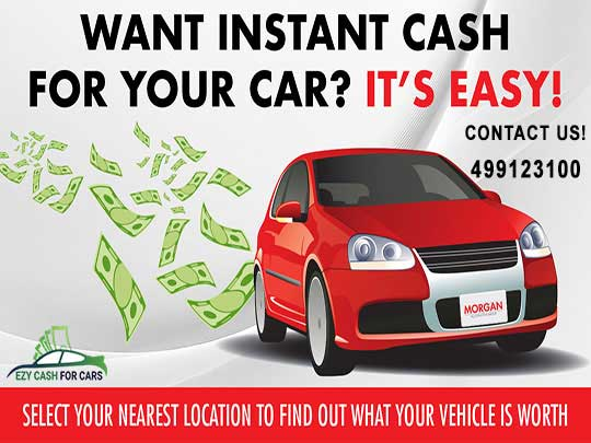 Cash for old cars Ipswich